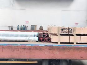自来水厂扩建200QJ潜水泵机组加出水短节已发出