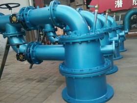 400型地热井井口装置准备现场安装