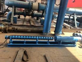 10方175米卧式潜水泵准备装箱发往山西大同