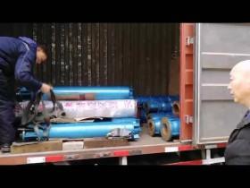 200QJ,250QJ系列潜水深井泵发往北京