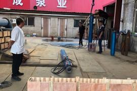 50方450米高扬程深井泵天津潜成泵业专业生产