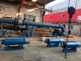 200QJW系列卧式潜水泵即将奔向客户怀抱