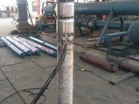 不锈钢深井泵发往合肥
