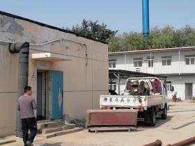 250QJR125-192-110KW耐高温热水深井天津地热公司下井进行时