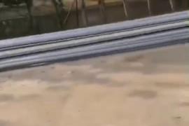 QJR热水泵安装现场