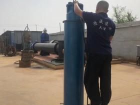 500方40米水池用潜水泵发往广西南宁