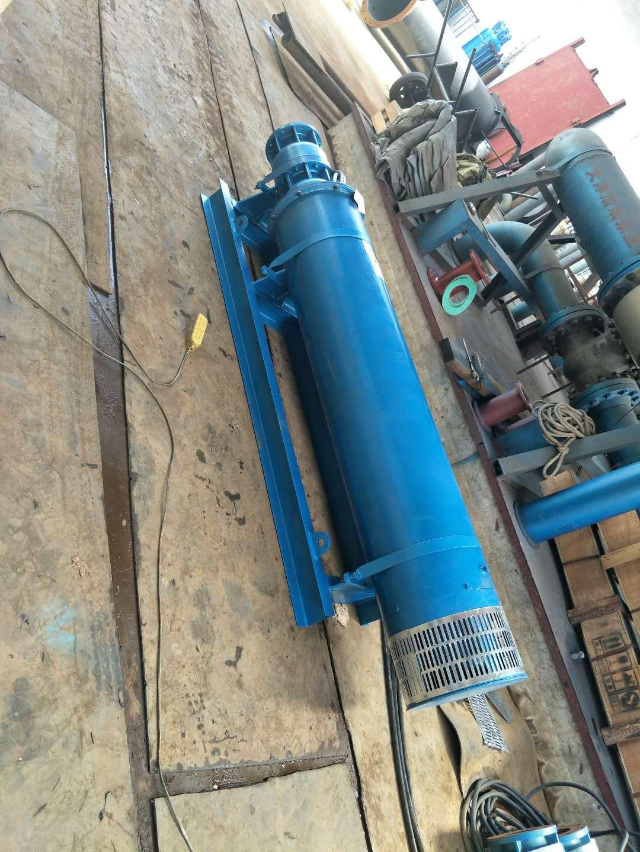 300QJW320-70-110KW卧式潜水泵发往江西第6张-潜水电机-潜水电泵-高压潜水电机-天津潜成泵业