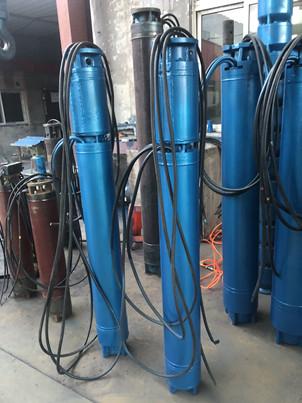 32方351米高扬程潜水深井泵发往首都北京第2张-潜水电机-潜水电泵-高压潜水电机-天津潜成泵业