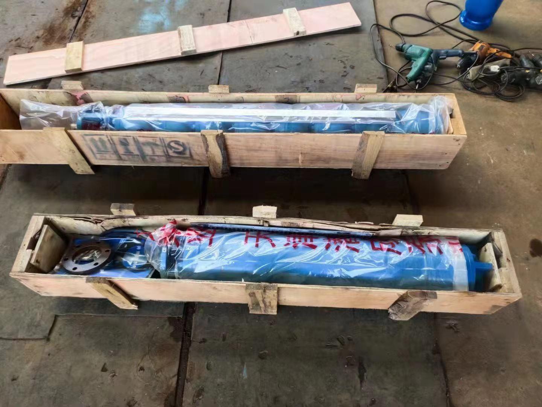200QJ50-91-22千瓦潜水深井泵发往美丽的云南昆明第1张-潜水电机-潜水电泵-高压潜水电机-天津潜成泵业